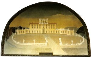 Villa Poggio Imperiale in the 17th Century