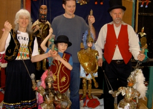 The Carter Family Marionettes