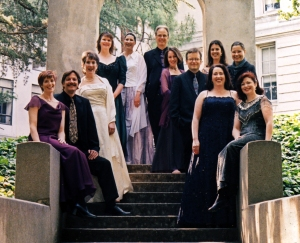 Magnificat at the 2002 Berkeley Early Music Festival