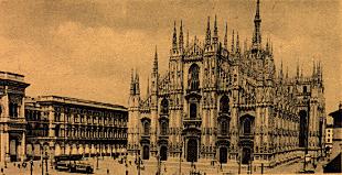 Duomo and Santa Radegonda