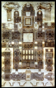 The Floor of the Basilica of San Marco